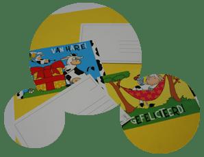 Excelsior ansichtkaart